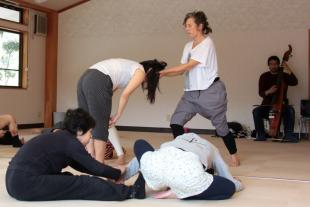 Contact Improvisation: Telling It Like It Is - Ponderosa e.V. - Lunow-Stolzenhagen, Germany